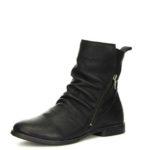 Goodshoes - Ethik&Design_ Think! Agrat Stiefelette_schwarz